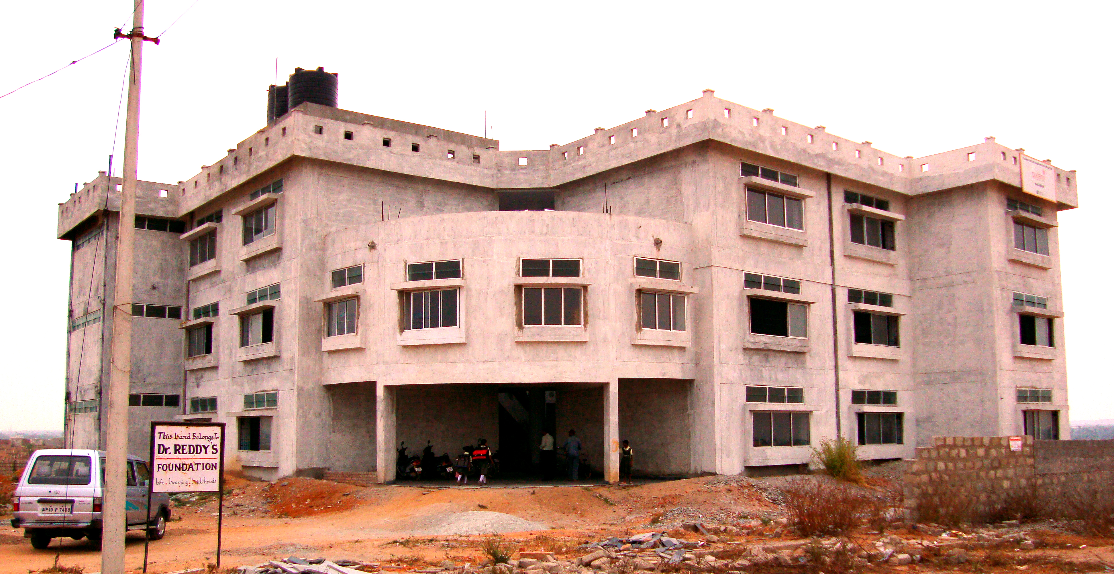 Dr. Reddy's Foundation School