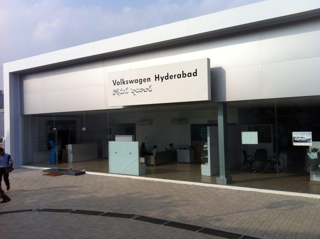 Volkswagen Secunderabad Service