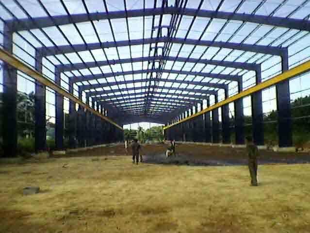 Pennar Industries PEBS plant