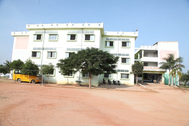 Dr. Reddy's Foundation Schools