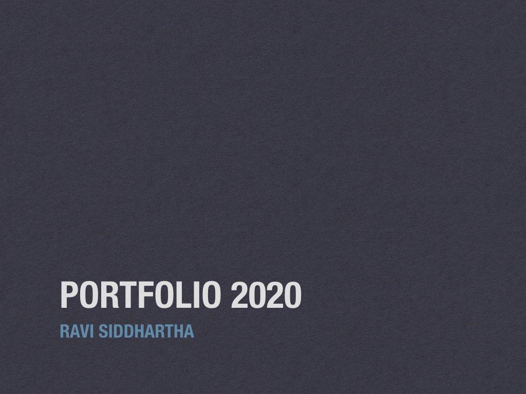 PORTFOLIO_RAVI_2020.001